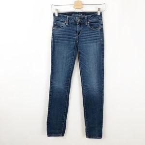 American Eagle Skinny Jeans 00 Short